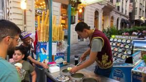 Dondurma Vendor