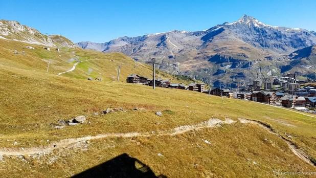 Tignes Mountain Trails