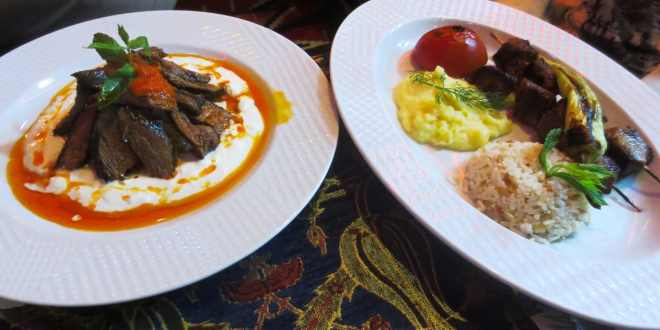 Food in Istanbul