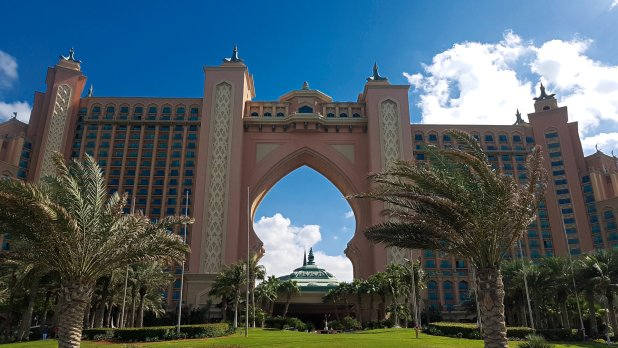 Atlantis Hotel on Palm Jumeirah