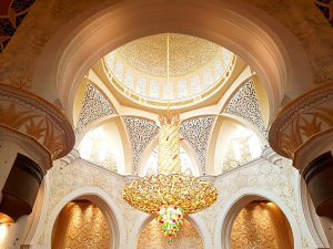 Grand Mosque Artwork #12