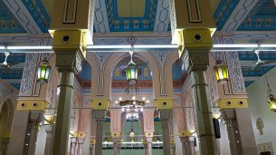Inside the Jumeriah Mall