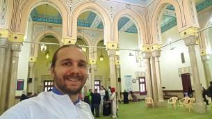 Selfie in Jumeriah Mall