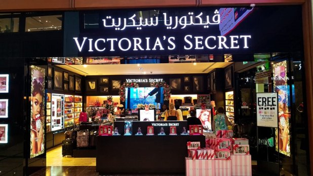 Victoria Secret in Abu Dhabi