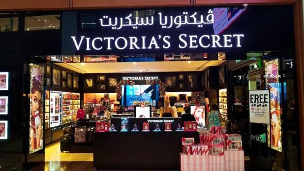 Victoria Secret in Abu Dhabi