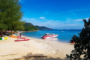 Hat Sai Noi Beach (Koh Chang on a Budget)