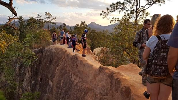 Narrow Trails of Pai Canyon