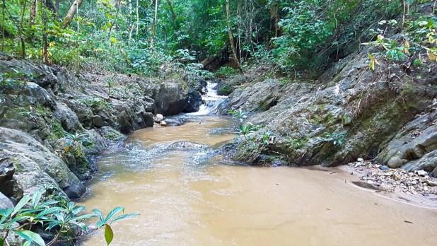 River to Pai Waterfall