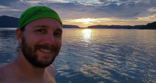 Selfie on Ko Chang for New Year