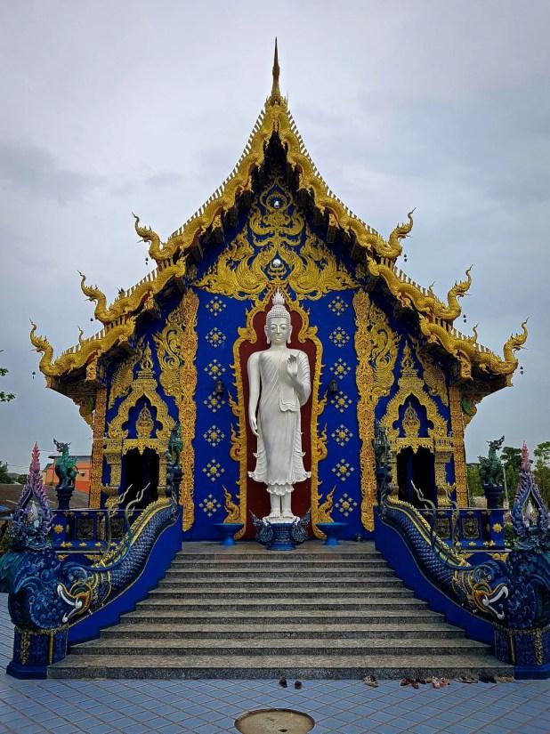Blue Temple Chiang Rai #1
