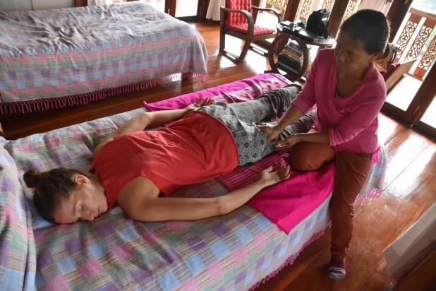 Crazy Sexy Fun Traveler Thai Massage