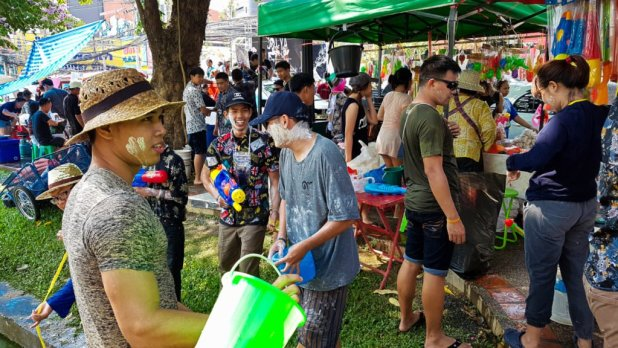 Old Town Celebration of Songkran