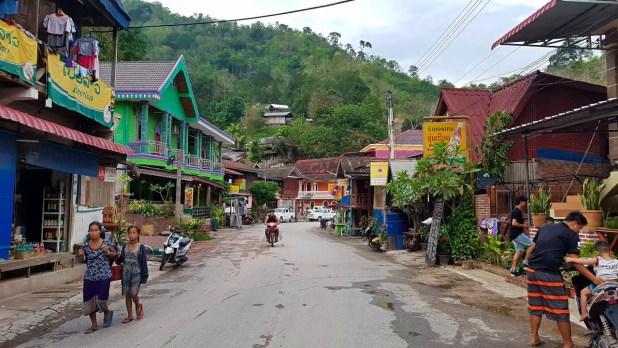 Village of Pakbeng