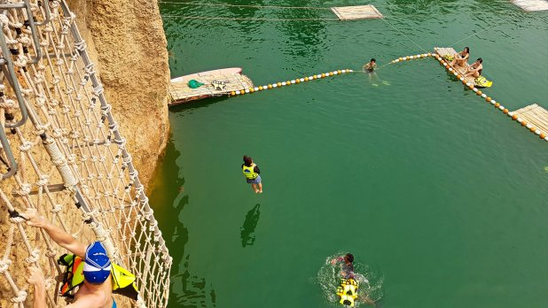 Chiang Mai Grand Canyon Jump