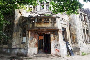 Bucharest Urban Ruins