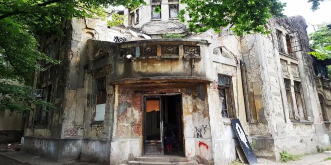 Bucharest Urban Ruins