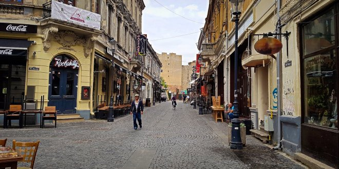 Europe's Newest Old Town