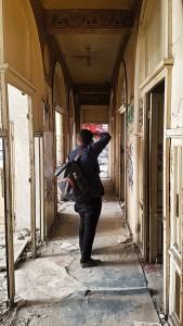 Palatul Adevarul Urban Ruins #10