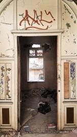 Palatul Adevarul Urban Ruins #9