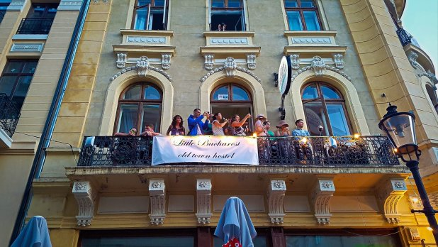 Pura Vida Hostel in Bucharest Old Town