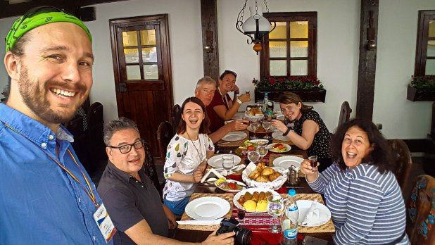 Selfie with Food Tour at Vatra