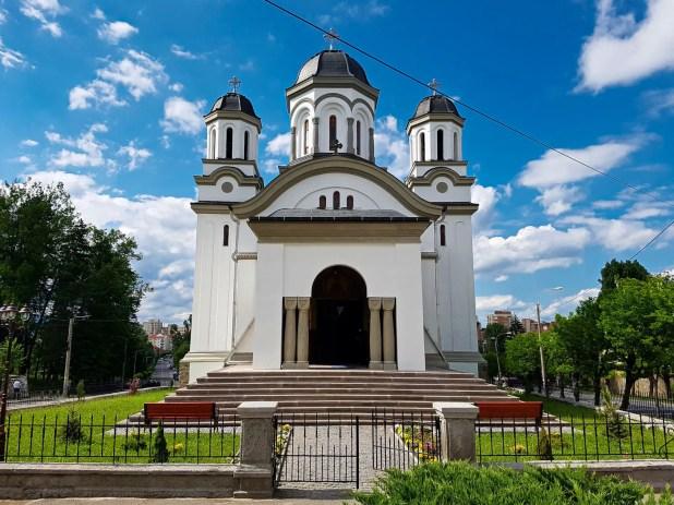 Church in Miercurea Ciuc