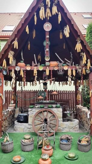 Decorations at Gambrinus #1