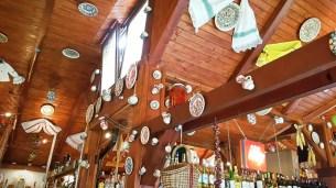 Decorations at Gambrinus #3