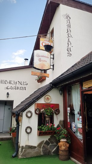 Gambrinus Restaurant