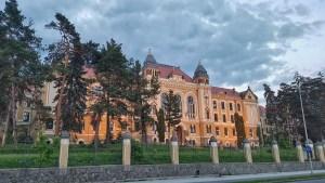 High School in Miercurea Ciuc