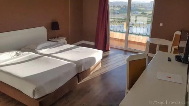 Hotel Soleil Bedroom