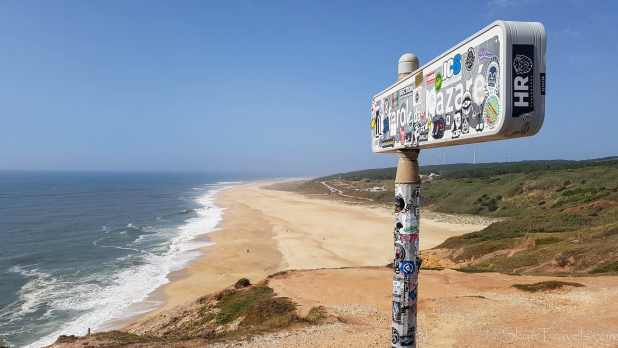 Nazare North Beach