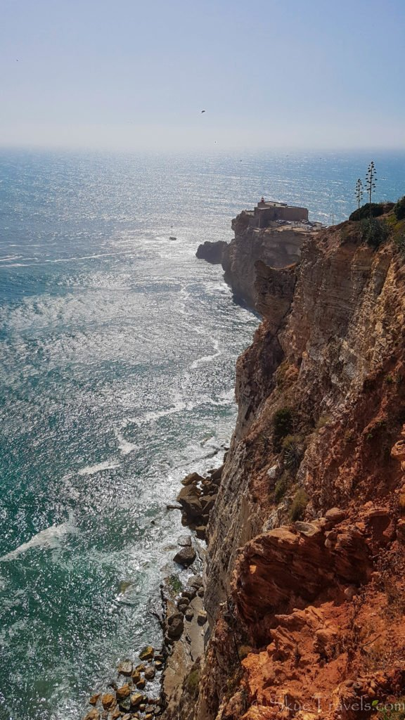 Nazare Promontory and Lighthouse