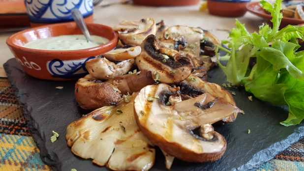 Sitiado Mushrooms