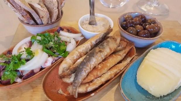 Taberna D' Adélia Appetizers