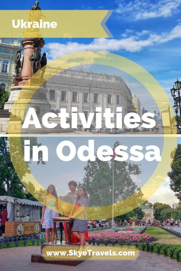 Odessa - the Pearl of the Black Sea. I\'d been given expectations of cheap prices, beautiful girls and International culture. All were true and so much more. #Odessa #PearloftheBlackSea #Ukraine #VisitUkraine #BudgetTravel