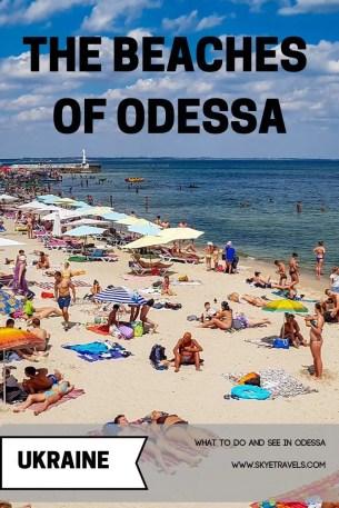 Odessa, Ukraine Pin