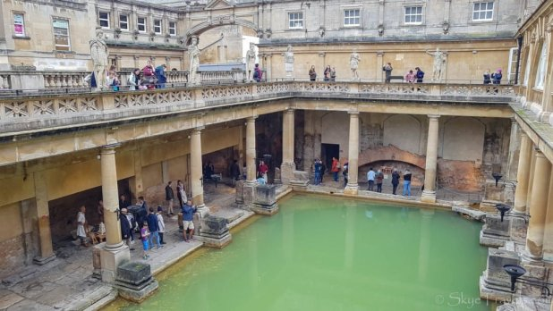 Main Roman Bath