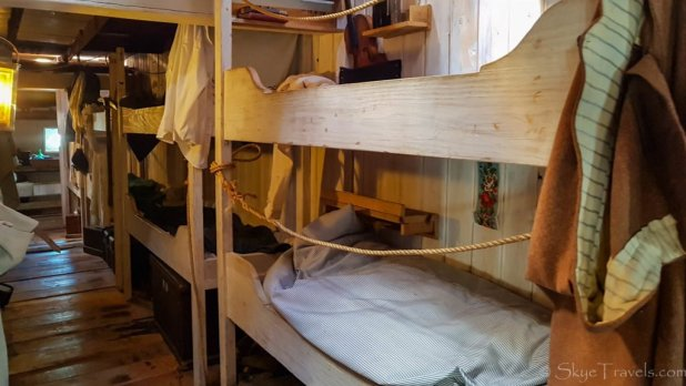 SS Great Britain Bedroom