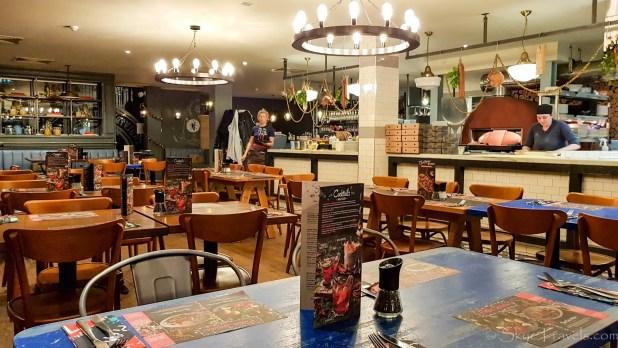 Zizzi Restaurant