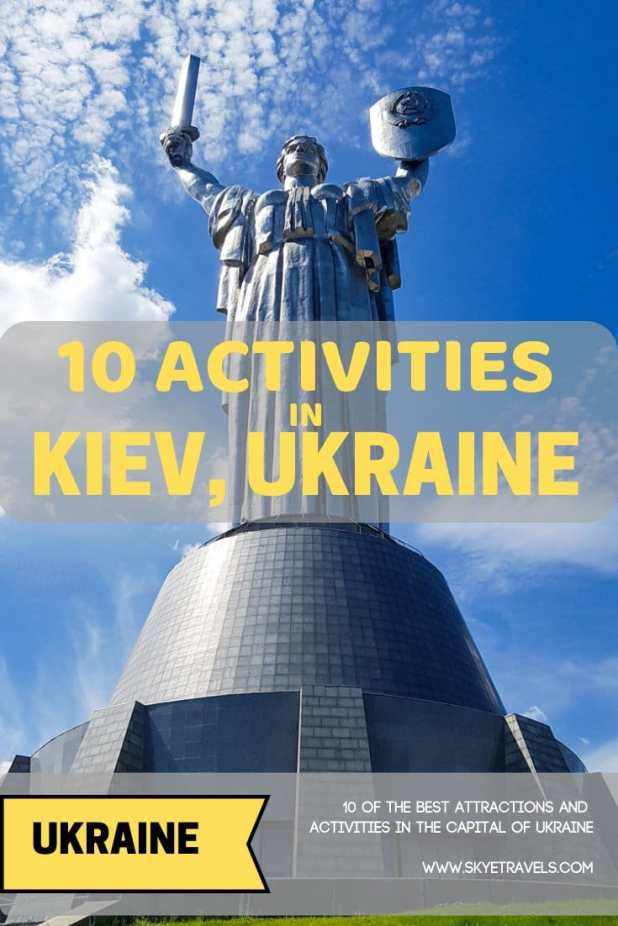 Do you ever experience culture shock?  I did in Kiev. This formerly communistic city has a wealth of amazing architecture, art andculinary surprises. #Kiev #Ukraine #VisitKiev #EasternEurope #FallofCommunism #WalkingTour