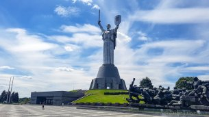 Motherland Monument #2