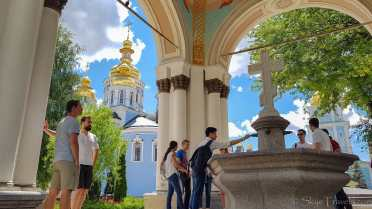 Saint Michael's Golden-Domed Monastery #5