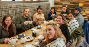 Secret Food Tour in Edinburgh