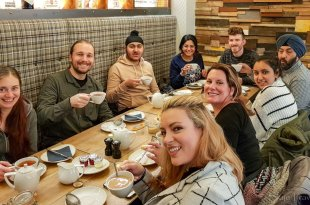 Secret Food Tour in Edinburgh