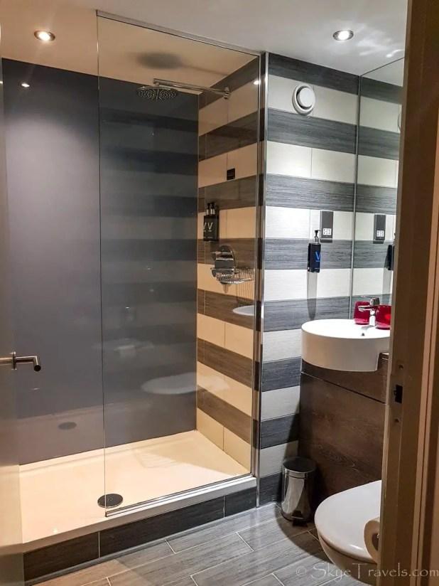 Village Hotel Bathroom
