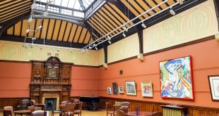 Glasgow Art Club Rennie Mackintosh Gallery