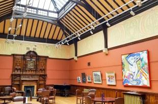 Glasgow Art Club Rennie Mackintosh Gallery