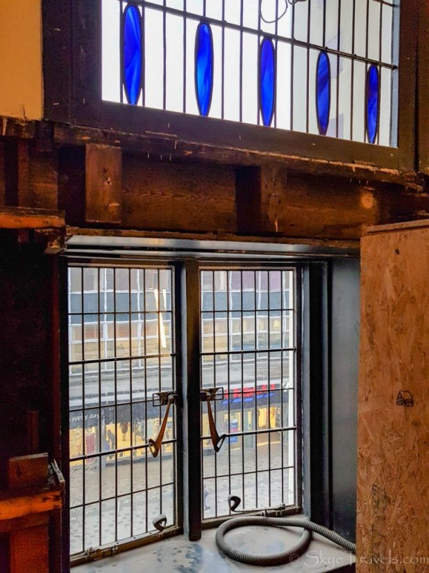 Mackintosh at the Willow Stained Glass Windows