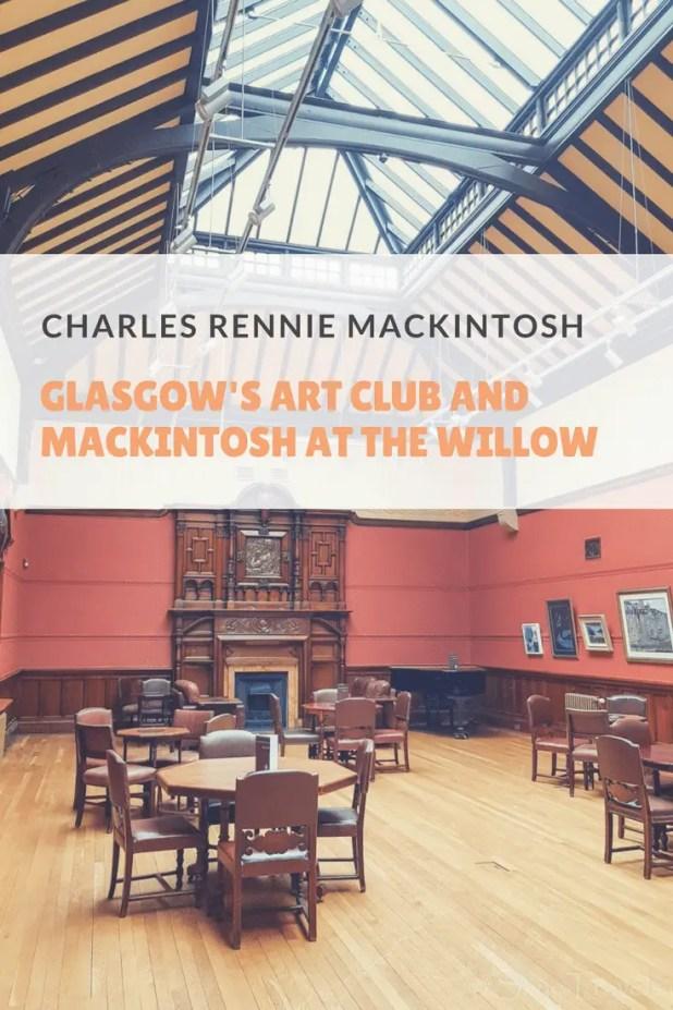 Rennie Mackintosh Pin